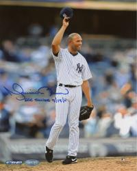 "Mariano Rivera New York Yankees Autographed 602nd Save 8"" x 10"" Photograph"