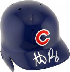 Anthony Rizzo Signed Replica Batting Helmet