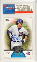 Anthony Rizzo Chicago Cubs Autographed 2013 Topps MM #MM-17 Card
