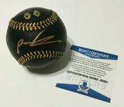 Rob Liefeld Signed Major League Baseball *Creator Of Deadpool *Sketch BAS J90855