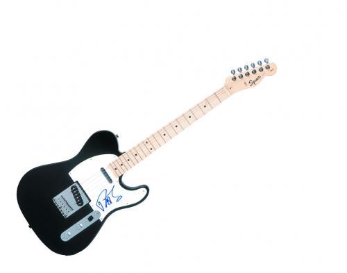 Rob Thomas Autographed Fender Telecaster Guitar UACC RD AFTAL RACC TS