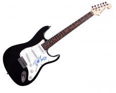 Rob Thomas Autographed Signed Electric Guitar Uacc Rd COA AFTAL