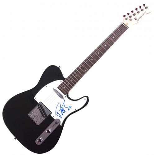 Rob Thomas Autographed Signed Telecaster Guitar AFTAL UACC RD COA TS