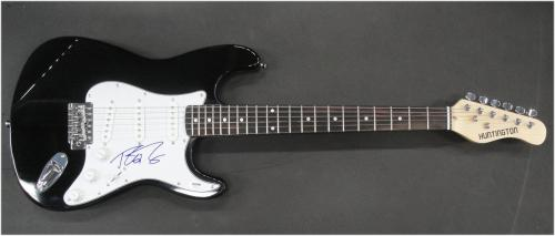 Rob Thomas Hand Signed Autographed Electric Guitar Matchbox 20 PSA K05509