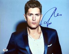 ROB THOMAS SIGNED AUTOGRAPHED 11x14 PHOTO MATCHBOX 20 VERY RARE PSA/DNA