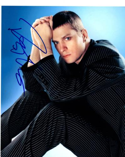 Rob Thomas Signed Autographed 8x10 Photo Uacc Rd COA AFTAL
