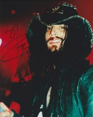 Rob Zombie Signed - Autographed White Zombie Heavy Metal Singer 8x10 inch Photo - Guaranteed to pass PSA or JSA
