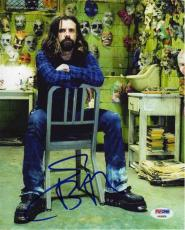 Rob Zombie Autographed Signed 8x10 Photo Certified Authentic PSA/DNA