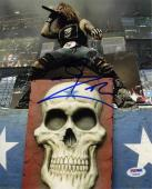 Rob Zombie Autographed Signed 8x10 Photo Certified Authentic PSA/DNA AFTAL COA
