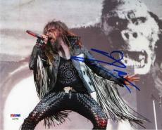Rob Zombie Autographed Signed 8x10 Photo Certified Authentic PSA/DNA COA