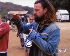 Rob Zombie Autographed Signed 8x10 Photo Certified PSA/DNA COA