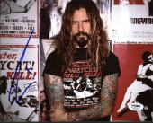 Rob Zombie Musician/Director Signed 8X10 Photo PSA/DNA #AB81484