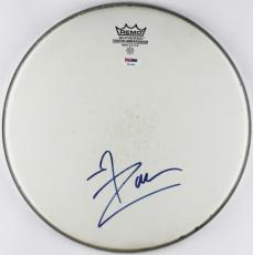 Rob Zombie Signed 13 Inch Drumhead Autographed PSA/DNA #T50495