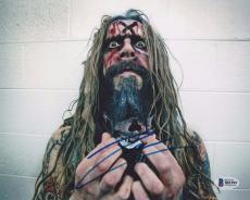 Rob Zombie Signed 8x10 Photo *White Zombie *Ozzy Osbourne Beckett