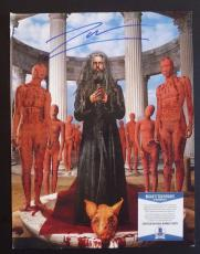Rob Zombie Signed Autographed 11x14 Book Page Photo Beckett Certified