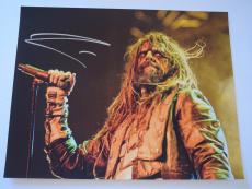 Rob Zombie Signed Autographed 11x14 Photo COA VD