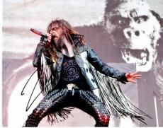 Rob Zombie Signed - Autographed White Zombie Heavy Metal Singer 11x14 inch Photo - Guaranteed to pass PSA or JSA