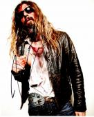 Rob Zombie Signed - Autographed White Zombie - Heavy Metal Singer 8x10 inch Photo - Guaranteed to pass PSA/DNA or JSA