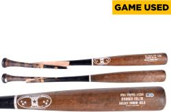 Robbie Erlan San Diego Padres 9/2/14 vs. Arizona Diamondbacks Game-Used Broken Bat