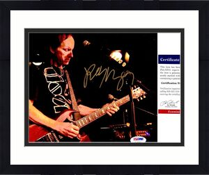 Robbie Krieger Signed - Autographed The DOORS Guitarist 8x10 inch Photo with PSA/DNA Certificate of Authenticity (COA)