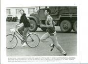 Robby Benson Claudia Cron Running Brave Original Movie Still Press Photo
