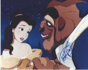 "ROBBY BENSON Voice of the BEAST in DISNEY Animated Film ""BEAUTY and the BEAST"" Signed 10x8 Color Photo"