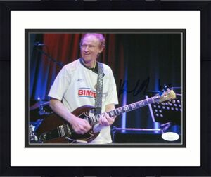 Robby Krieger The Doors Rock Guitarist Signed Autographed 8x10 Photo Jsa Dd15357