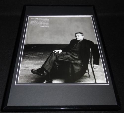 Robert De Niro 2000 Framed 11x17 Photo Poster Display