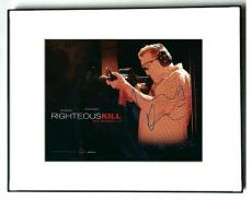 Robert De Niro Autograph Signed Righteous Kill Gun Photo PSA/DNA