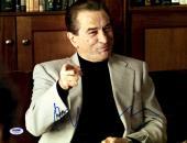 "Robert De Niro Autographed 11"" x 14"" Analyze That Pointing Finger Photograph - PSA/DNA COA"