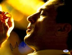 "Robert De Niro Autographed 11"" x 14"" Casino Blowing On Dice  Photograph - PSA/DNA COA"