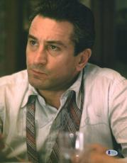 "Robert De Niro Autographed 11"" x 14"" Goodfellas Photograph - BAS COA"