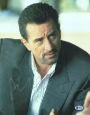 "Robert De Niro Autographed 11"" x 14"" Heat Photograph  - BAS COA"