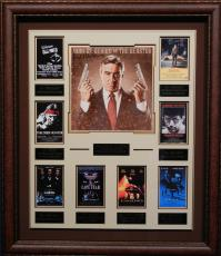 Robert De Niro Autographed Framed Movie Collection