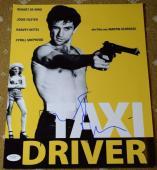 Robert De Niro Jsa Hand Signed Taxi Driver 11x14 Photo Authenticated Autograph