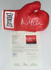 Robert De Niro Raging Bull Signed Everlast Boxing Glove Jsa Loa Y61569