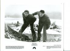 Robert De Niro Sean Penn We're No Angels Original Press Still Movie Photo