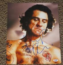 ROBERT De NIRO SIGNED 11X14 PHOTO AUTOGRAPH CAPE FEAR PACINO PSA/DNA V72628
