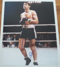 ROBERT De NIRO SIGNED 11X14 PHOTO AUTOGRAPH RAGING BULL JAKE LA MOTTA COA B