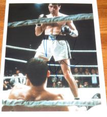 ROBERT De NIRO SIGNED 11X14 PHOTO AUTOGRAPH RAGING BULL JAKE LA MOTTA COA C