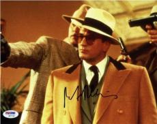 Robert De Niro Untouchables Autographed Signed 8x10 Photo Certified PSA/DNA COA