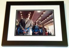 Robert DeNiro Autographed 8x10 CASINO Photo BLACK CUSTOM FRAME