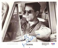 Robert Deniro Autographed Signed 8x10 Photo Taxi Driver PSA/DNA #Q91229