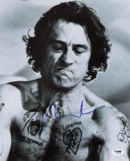 Robert Deniro Cape Fear Signed 11X14 Photo Autographed PSA/DNA #I27976