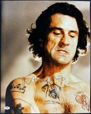 Robert Deniro Cape Fear Signed 16x20 Photo Autographed Psa/dna #j00096