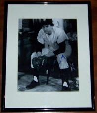 Robert Deniro Framed Signed Autographed 8x10 Photo PSA