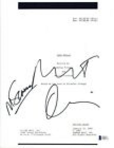 Robert DeNiro & Martin Scorsese Signed Autograph GOODFELLAS Movie Script BAS COA