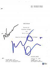 Robert Deniro Martin Scorsese Signed Goodfellas Script Proof Beckett Coa