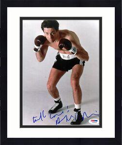 Robert Deniro Raging Bull Signed 8x10 Photo Autographed PSA/DNA Y62605