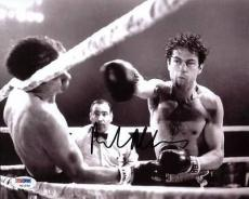 Robert Deniro Raging Bull Signed 8x10 Photo Psa/dna #w11248